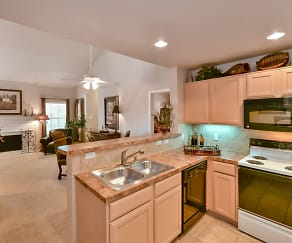 Kitchen, Saddlebrook