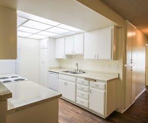 Kitchen, Casa Madrid
