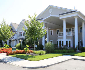 Welcome to our Leasing Office and Resident Clubhouse, Fairfield Broadway Knolls At Holbrook