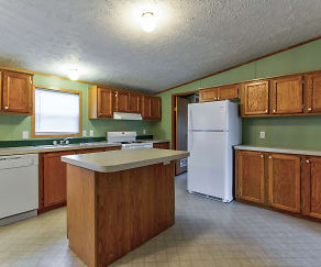 Kitchen, Swartz Creek