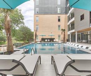 Pool, 120 Ninth Street