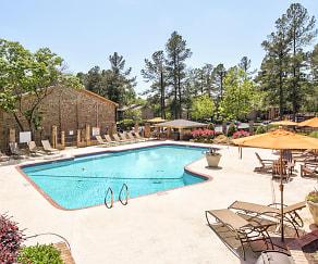 Pool, Woodcrest Apartments