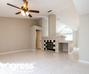 Living Room, 1004 Providence Ln