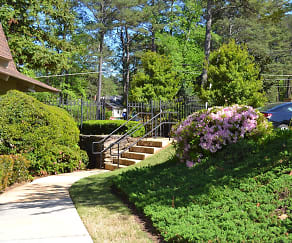 The Life at Clifton Glen, Stone Mountain, GA