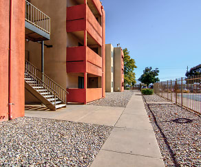 Building, Mesa Ridge