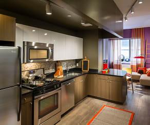 Kitchen, AVA High Line