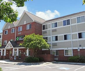 Building, Furnished Studio - Raleigh - Northeast