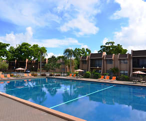 Pool, Courtyards At Miami Lakes