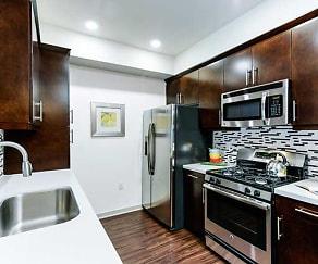 Kitchen, AVA North Hollywood