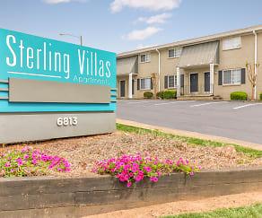 Community Signage, Sterling Villas