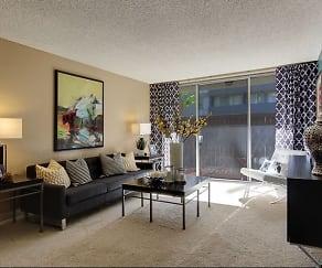 Living Room, Covina Grand