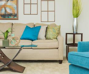 Living Room, St. Andrews