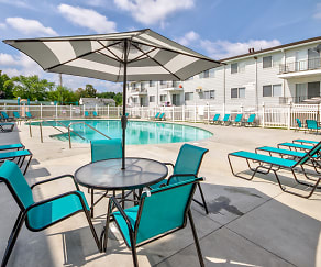 Pool, Georgetown South