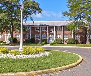 Building, Wallworth Park Apartments