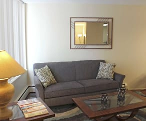 Living Room, Oakwood Villa
