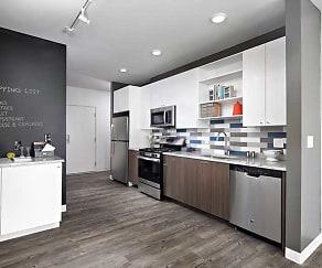 Kitchen, AVA North Point