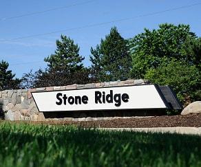 Community Signage, Stone Ridge