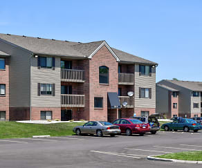 Building, Brookstone Apartments