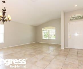 Living Room, 4906 Otter Creek Ct