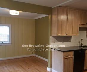 Kitchen, 2705 Acklen Avenue