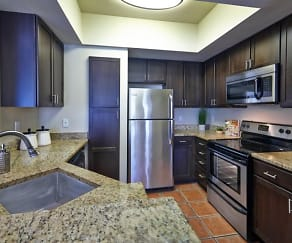 Kitchen, Barton Creek Villas