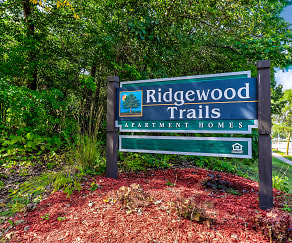 Community Signage, Ridgewood Trails