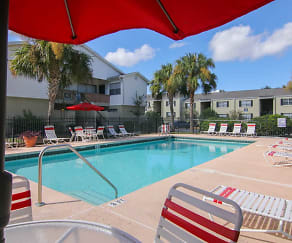 Pool, Silversmith Creek Apartment Homes