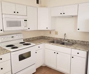Kitchen, Pinefield