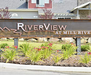Community Signage, River View