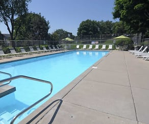 Pool, Country Meadows Apartments