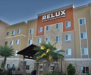 Building, Relux Senior Community