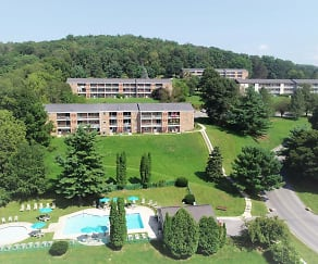 Grampian Hills Manor Apartments, Garden View, PA