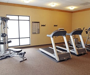 Fitness Weight Room, The Woods