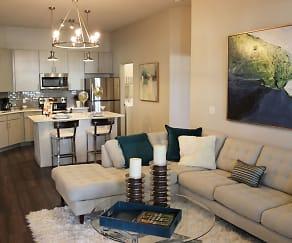 Living Room, Lakewalk at Hamlin