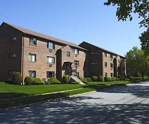 Building, Charlesbank Garden Apartments