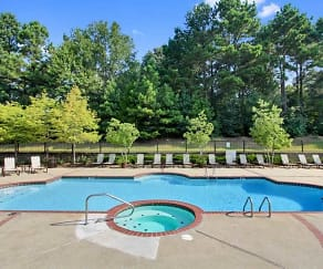 Pool, Reserve at Woodchase Apartment Homes
