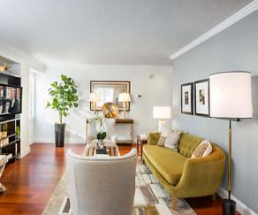 Arlington Living Room, Regency Plaza