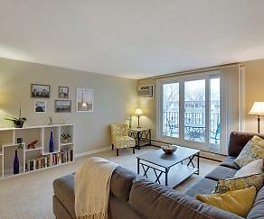 Living Room, The Calhoun Greenway