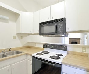 Kitchen, University Village at Walker Road