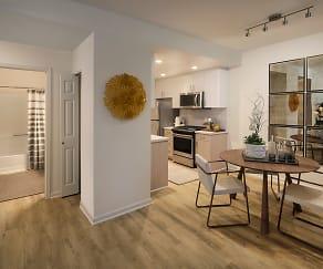 Dining Room, The Hamptons