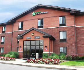 Building, Furnished Studio - Pittsburgh - Airport