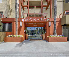 Community Signage, Monarch