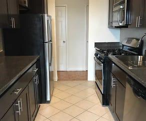 Kitchen, Passaic Towers