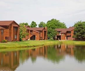 Lake, Timber Lake Apartments