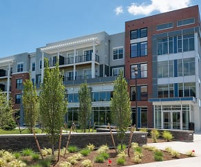 Studio, 1-, 2- and 3-bedroom homes available., Modera Medford