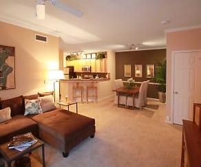 Living Room, The Crossings of Opelika