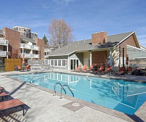 Pool, Arabella Apartments