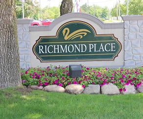 Community Signage, Richmond Place