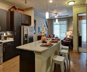 Kitchen, The Edge at East Village