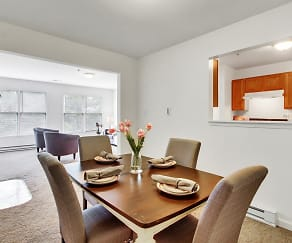 Dining Room, Parkview Place